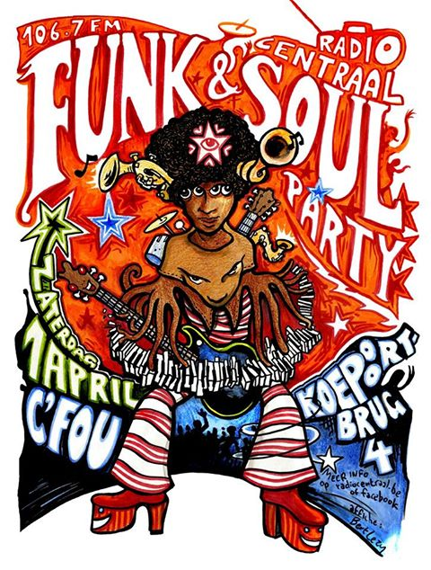 Funk and Soul party