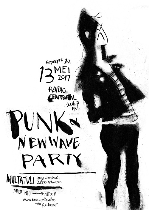 Punk en New Wave Party